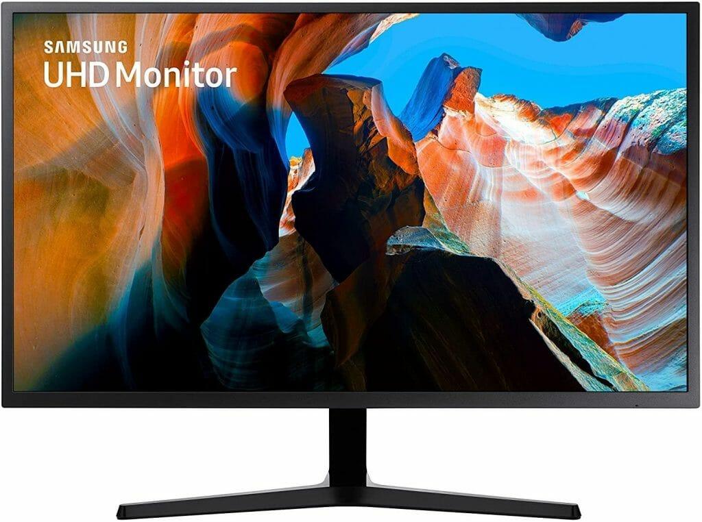 "Samsung 32"" UJ590 UHD Monitor"