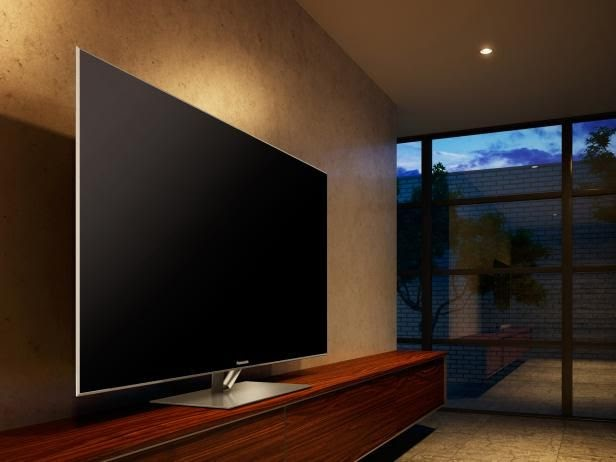 Measure the TV's length and breadth